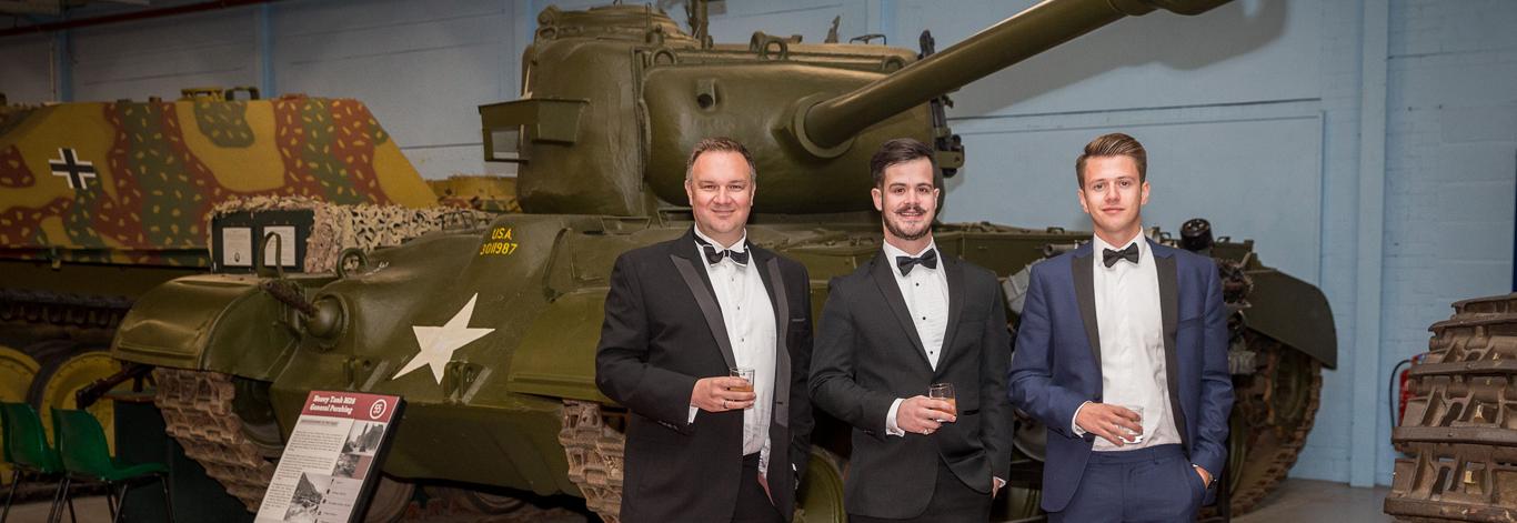 Darren Northeast PR at the Dorset Tourism Awards