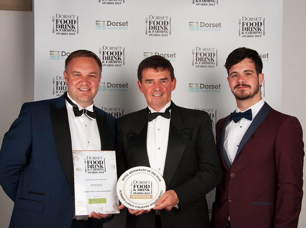 Dorset Magazine Food, Drink and Farming Awards Ceremony
